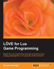 LOVE for Lua Game Programming by Brij Bhushan Mishra (2013, Paperback, New...