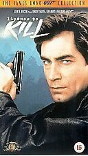 Licence To Kill (VHS/SUR, 2003)
