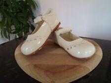 Girls shoes baby diamante party wedding bridesmaid christening Black Infant 2