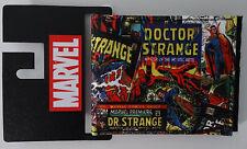Doctor Dr. Strange Marvel Comics Bifold Wallet Nwt