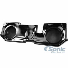 "Atrend AFG-202-12 Dual 12"" Enclosure for Select 2002-Up Dodge Ram Quad Cab Truck"