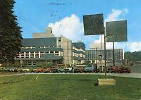 Alte Postkarte - Gelsenkirchen - Bildungszentrum und Stadttheater