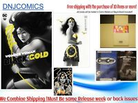 WONDER WOMAN BLACK & GOLD #1 NM COVERS ABC  5/2 2021 PRESALE DC Comics