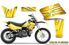 YAMAHA TTR90 CREATORX GRAPHICS KIT DECALS COLD FUSION Y