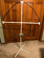 Signal Loop HF 3-19 Mhz Portable Magnetic Loop  antenna