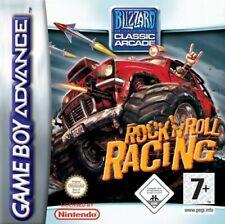 Nintendo GameBoy Advance Spiel - Rock 'n Roll Racing mit OVP