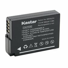 1x Kastar Battery for Panasonic Lumix DMW-BLD10 DMC-G3 DMC-GF2 DMC-GX1