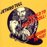 Jethro Tull - Too Old To Rock 'N' Roll (NEW CD)