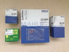 Land Rover Discovery TD5 Engine Service Kit, Oil, Air, Fuel, Rotor Filters - OEM