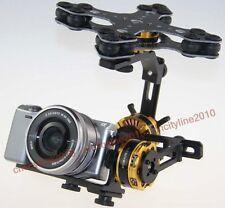 DYS BLG3SN 3 Axis Brushless Gimbal FPV Camera Mount Frame Kit for Sony NEX Canon