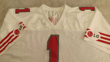 """Lg """"Go Wide"""" Jersey 1# Xl Usa Made Cell/Smart Phone Promo Ad"""