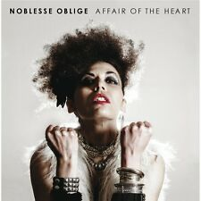 NOBLESSE oblige affair of the Heart CD 2013