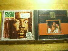 Peter Tosh [2 CD Alben] The Best of + Gold Collection