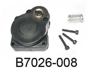 B7026-008 BORCHIA ROTOSTART DISTANZA FORI 28 mm ESAGONO INTERNO 12 mm HIMOTO