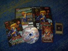 PC YU-Gi-Oh! Power of Chaos Joey The Passion con manuale e schede RARO
