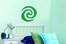 Inspired by Moana Wall Decal Sticker  Green Stone Heart of Goddess Te Fiti