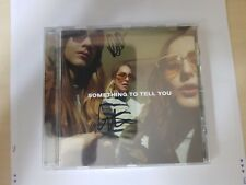 HAIM - Something To Tell You (2017) Limited Edition Signed CD