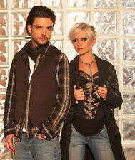 Hannah Spearritt and Andrew Lee Potts UNSIGNED photo - H2852 - Stars of Primeval