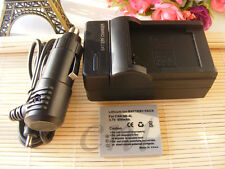 Battery For Canon NB-4L NB 4L IXUS 80/110/120/130 IS /117/220/230 HS +Charger