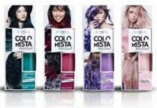 L'Oreal Paris Colorista Wash Out GREEN Hair Long Wear 10 - 20 washes 80ml