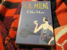 A A Milne Chloe Marr [Paperback]
