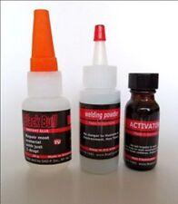 All Purpose Glue Black Bull 20g. Adhesive kit. DEAL FOR 2 KITS