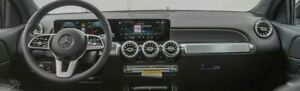 Mercedes-Benz OEM W247 GLB Class Plastic IMD Pixi Slot Interior Door Trim Set