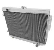 KR Champion 3 Row All Aluminum Radiator For 1973 - 74 Plymouth/Dodge/Chrysl Cars