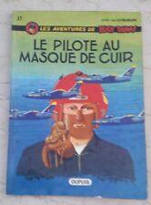 buck danny - broche - numero 37 - le pilote au masque de cuir - la redoute