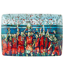 Vista Alegre Euro 2016 Portugal European Champions Plate FPF Official Product