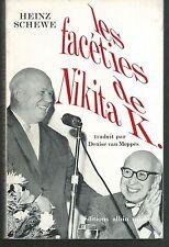 Les facéties de Nikita K.Heinz SCHEWE.Albin Michel 1965. S003
