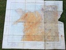 RAF MAP North Wales and Manchester (more in our eBay shop)
