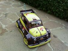 Carrozzeria body RC scala 1/8 bellissima FIAT 500 ABARTH TOURING -GT