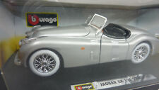 Burago 1:24 18-22018 Jaguar XK 120 Roadster in OVP (A93)