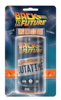 BACK TO THE FUTURE - OUTATIME Dice Game (IDW Games) #NEW