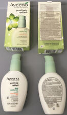 New Aveeno Active Natural Positively Radiant Daily Moisturizer SPF15 Exp 18 & 19