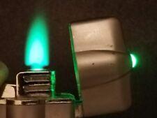 Blue Light Bar Style Refillable Torch Lighter - Lights