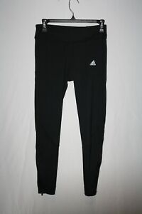 NWT Adidas Own the Run Long Tights Womens Size Small S Black NEW NWT