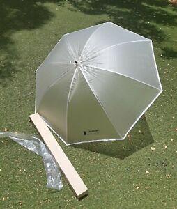 New Broncolor Umbrella Transparent 102cm -RR.