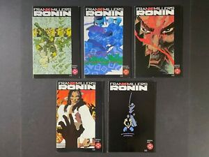 Run of (5) Frank Miller's RONIN (1983) #2-6 DC Comics StoreStock