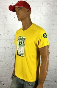 Jamaica Puma 2008 Olympics Shirt Welcome to Beijing Participating 1948 - Size M
