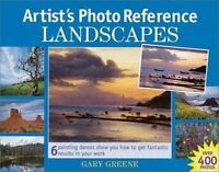 Artist's Photo Reference: Landscapes by Greene, Gary