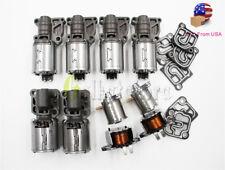 OEM 10PCS 0B5 DL501 7-SPEED TRANSMISSION SOLENOIDS FOR 08-11 AUDI A4 A5 A6 A7 Q5