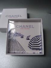 CHANEL Esprit Croisiere RARE COLLECTABLE BLUE SAND PUZZLE BOX VIP GIFT MINT BOX