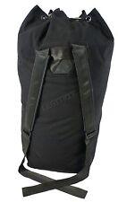 NEW London Bridge LBT-0155H Medium Duffle Bag Sea Bag Black Loadout Backpack