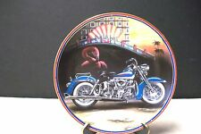 Easyriders Plate Collection, REVIVAL OF AN ERA, Marc Lacourciere Plate #2104DR