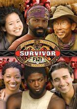 SURVIVOR 14 (2007) FIJI - Yau-Man + Dreamz -  US TV Season Series - NEW DVD R1