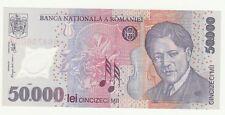 Romania 50.000 50000 lei 2001   FDS UNC pick 113   rif 2548