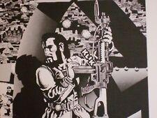 Spain Rodriguez--Signed--The Portfolio of Underground Art--Trashman--!!!