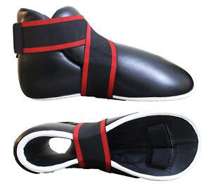 Semi Contact Kick Boxing Cut Boots Taekwondo Martial Arts Sparring Shoes Kombat
